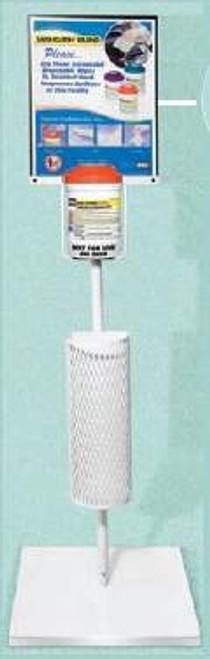 Professional Disposables Sani-Bracket Floor Stand