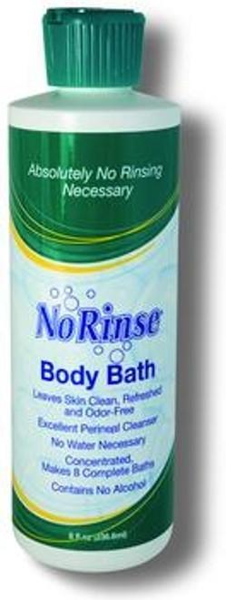No-Rinse Body Bath with Odor Eliminator