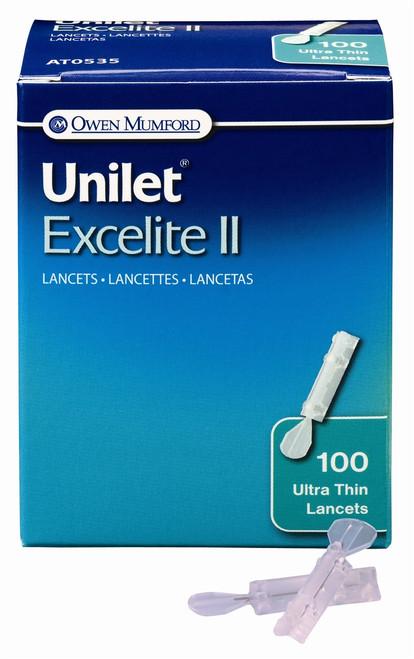 Unilet Excelite II General Purpose Lancets
