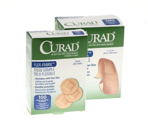 Adhesive Strip Comfort Cloth Tan Sterile