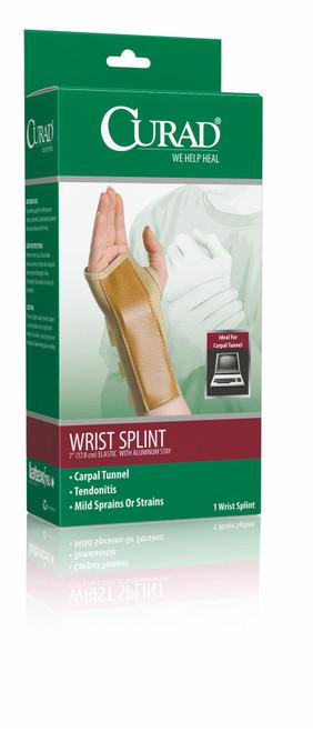 Curad Elastic Wrist Splints