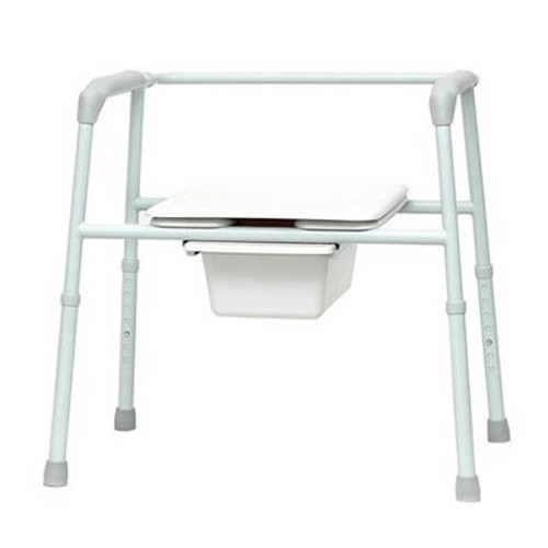 ProBasics¨ Bariatric Commode, Extra-Wide Seat