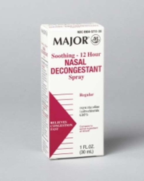 Nasal Decongestant Spray (Compare to Afrin)