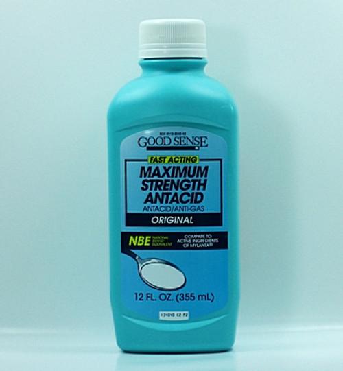 Maximum Strength Antacid (Compare to Mylanta)