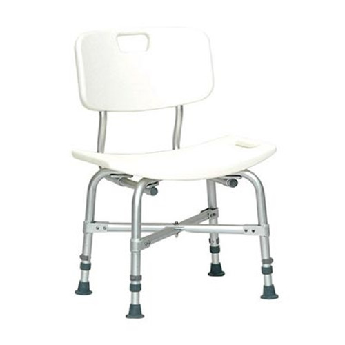 ProBasics Bariatric Bath Chair with Back - Carton of 2 - PB401