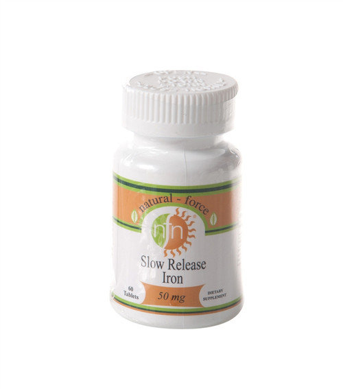 Extended Release Iron Tablets (Compare to Slow Fe)