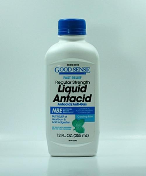 Liquid Antacid (Compare to Maalox)