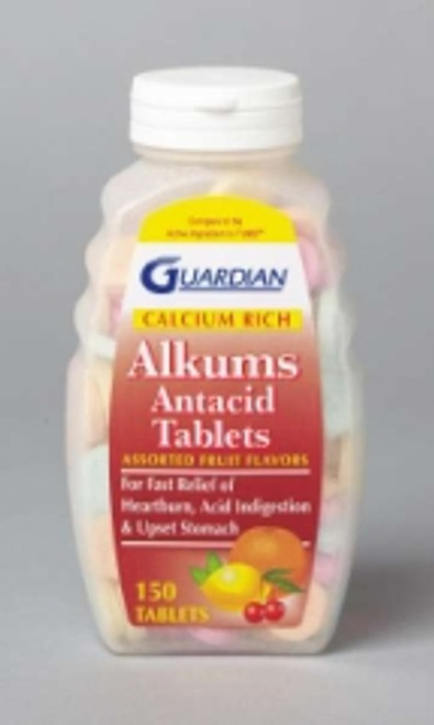 Flavored Antacid Tablets (Compare to Tums)