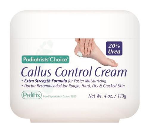 Foot Moisturizer Podiatrists' Choice Jar Scented Cream