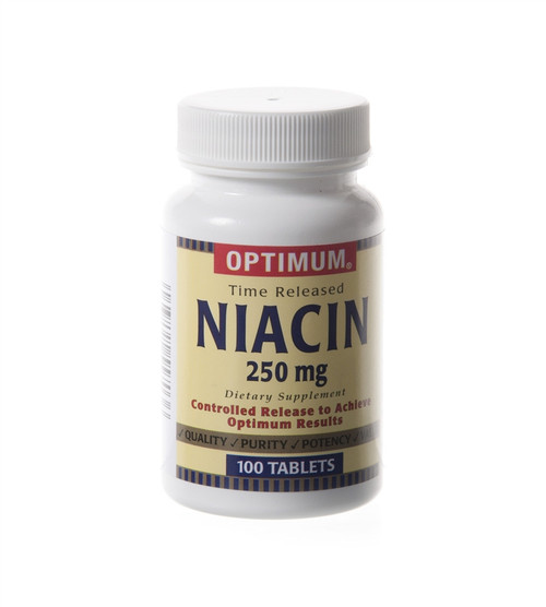 Niacin Time Release Tablets