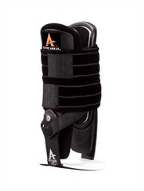 Active Ankle Support with Hinge