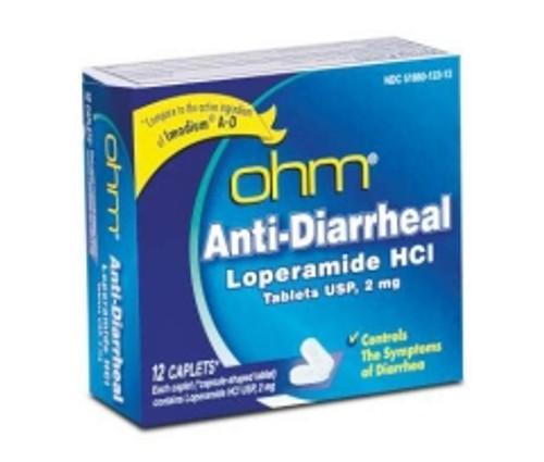 Anti-Diarrheal Capsules (Compare to Imodium AD)