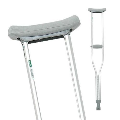 ProBasics Aluminum Crutches, Adult PB1055A