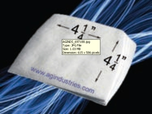 Home Health Medical Equipment UltaGen CPAP Filter 3