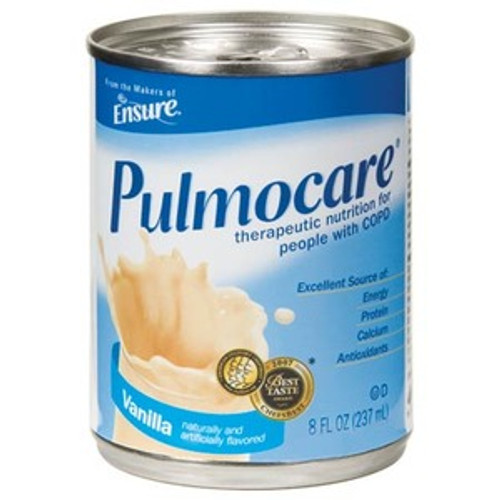 Pulmocare Nutritional Supplement - 8 oz Cans