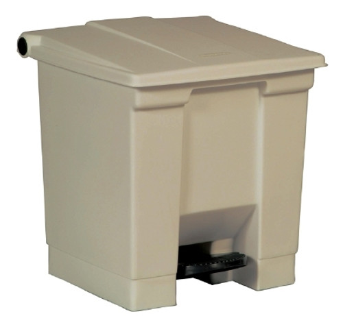 Lagasse Rubbermaid Trash Can 4