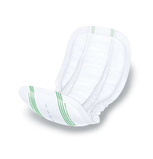 """MoliForm Soft Incontinence Liners, Green, 24.5"""" X 13"""""""
