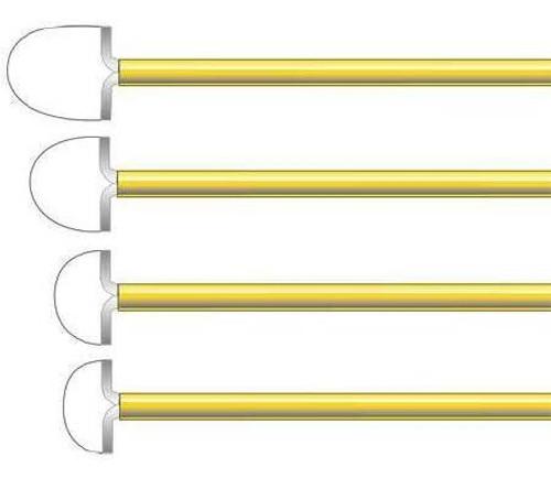 Cooper Surgical 2 cm x .8 cm, 12 cm Shaft Electrode