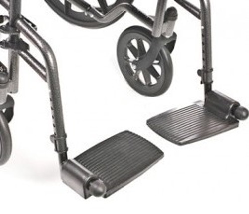 Swingaway Footrests Only for ProBasics Extra-Wide Wheelchair (K0007) - PB132FR