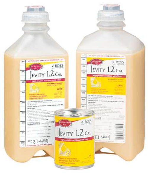 Jevity 1.2 Cal Formula - 1500 mL Containers