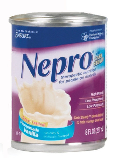 NEPRO with Carb Steady Supplement