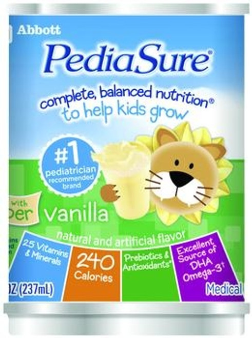 PediaSure With Fiber 1