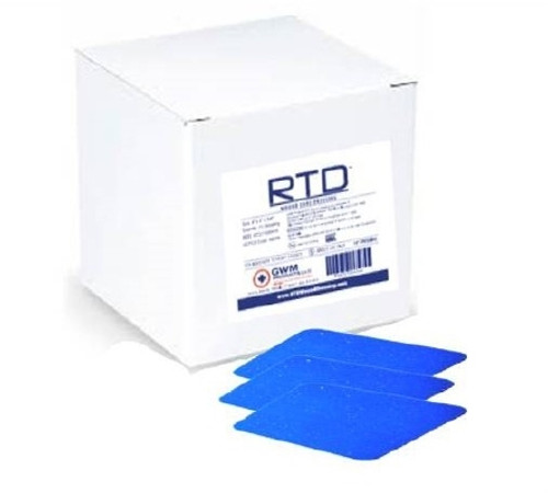 Keneric Healthcare RTD Foam Dressing with Silver 1