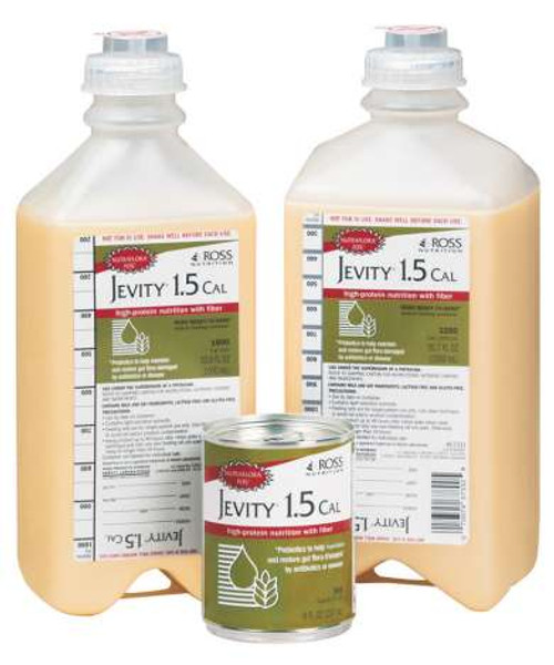 Jevity 1.5 Cal Formula - 1000 mL Containers