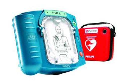 heartstart home defibrillator