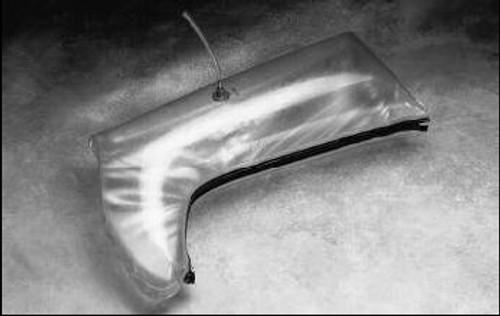 Leg Splint First Aid Splint Adult Zipper Closure