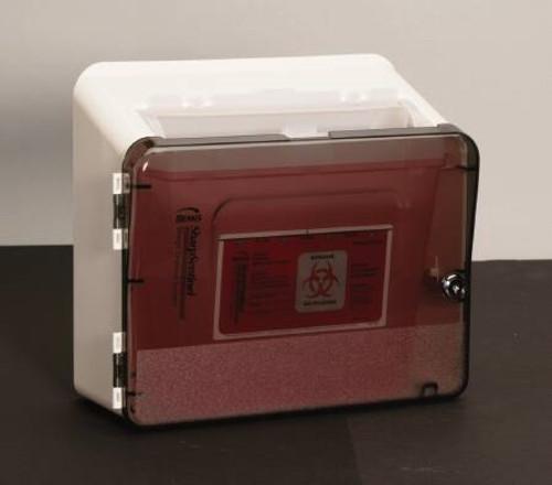 Sharps Cabinet ABS Plastic