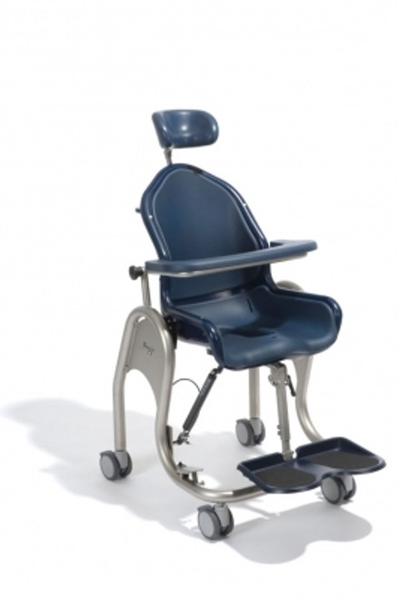 Boris Toilet and Shower Chair with Tilt-In-Space Positioning