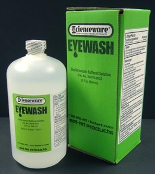 Cardinal Scienceware Eye Wash Solution