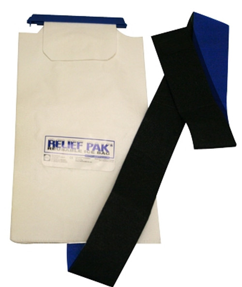 relief pak insulated ice bag