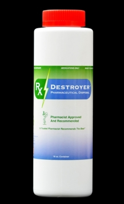 C2R Global Manufacturing Rx Destroyer Pharmaceutical Disposal System
