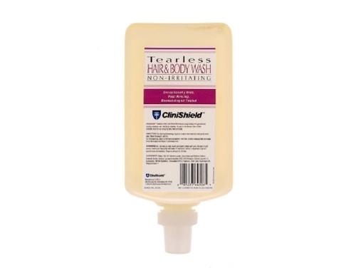 Shampoo and Body Wash Clinishield Scent