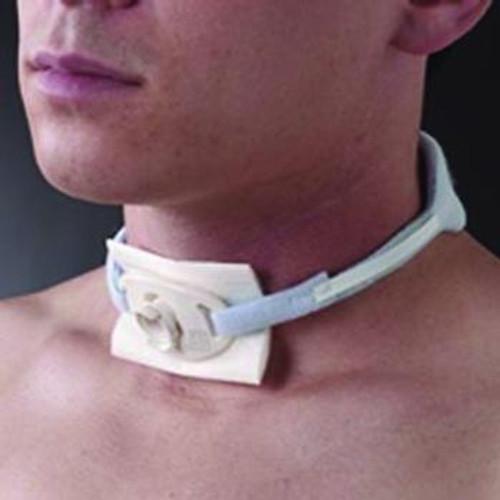 foam trach collar / tie