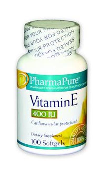 Vitamin E Softgels