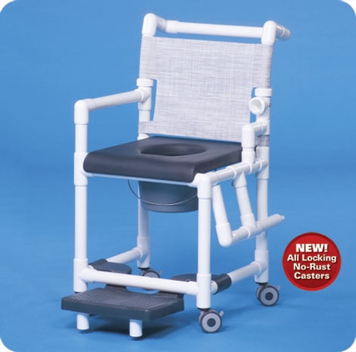 Deluxe Shower Chair Commode - SCC767