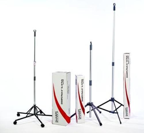 pitch-it iv pole
