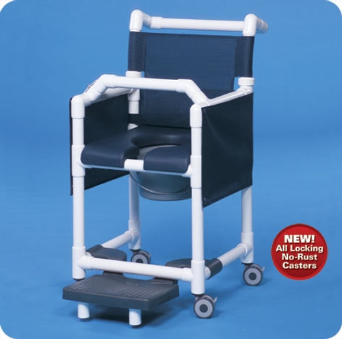 Deluxe Shower Chair Commode - SCC777