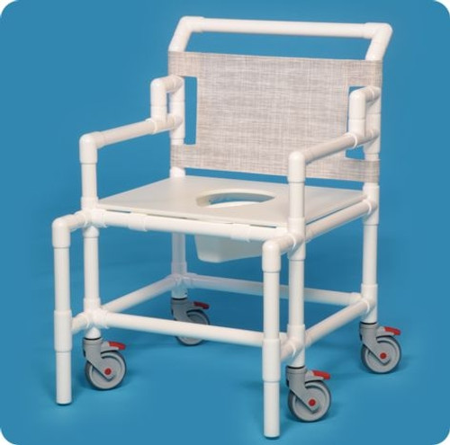 Bariatric Shower Chair Commode - SC550P