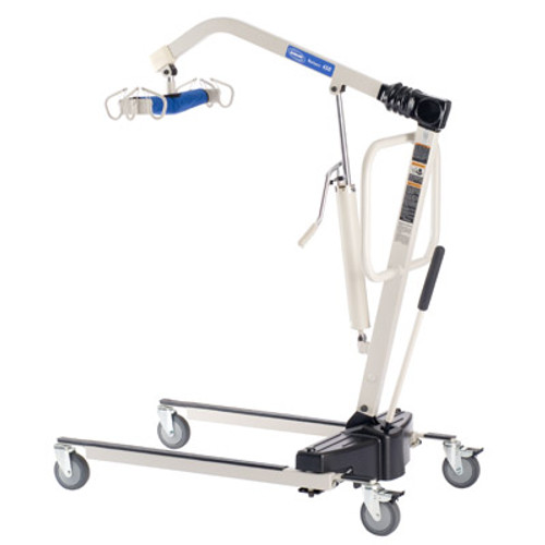 Hydraulic Lift with Low Base - 450 Lbs