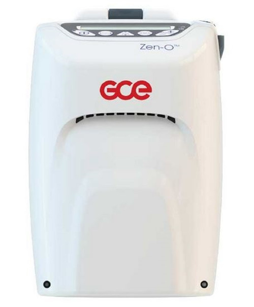 Zen-O Portable Oxygen Concentrator by GCE RS-00502-G