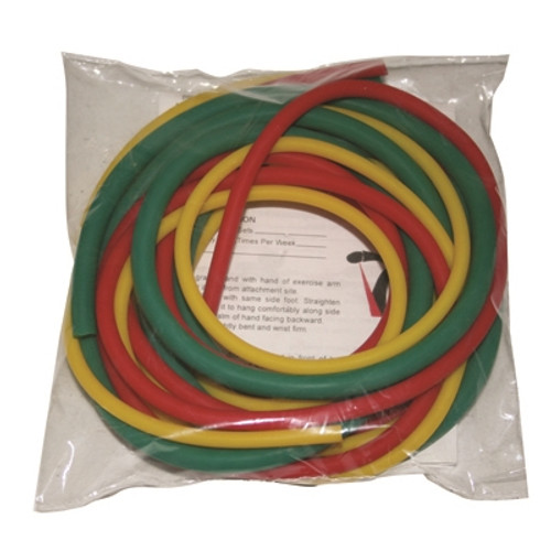 cando latexfree exercise tubing pep pack