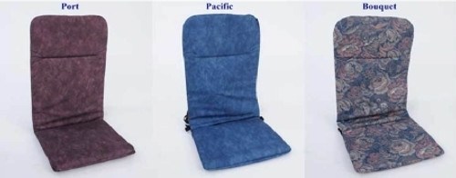 Smt Health Systems Rock King Seat / Backrest Cushion Combination