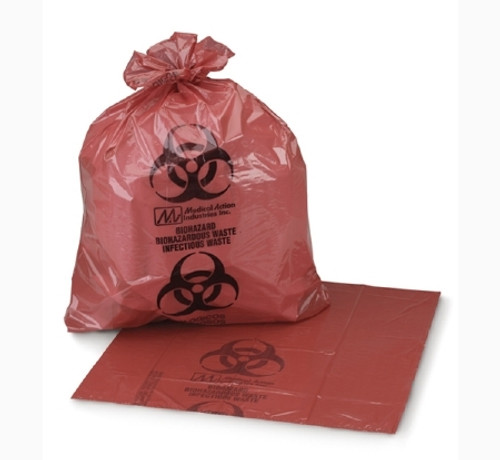 Medegen Medical Products LLC Infectious Waste Bag 2