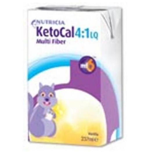 oral supplement ketocal 4:1 liquid- vanilla