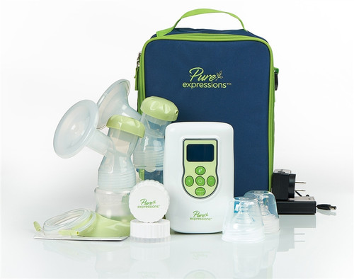 Pure Expressions Dual Channel Electric Breast Pumps RTLBP2200