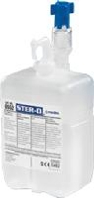 Ster-O2 500-mL Prefilled Humidifier with 5 psi Humidifier Adapter